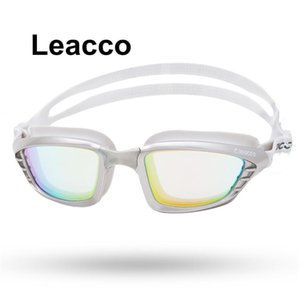 Yeni Profesyonel Büyük Çerçeve Kaplama Yüzmek Gözlük Cam Erkekler Kadın Gözlük Yüzme Gözlük Kılıfı WMTAXH