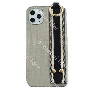 D 2021 luxury fashion iphone 12 pro max 11 case 7 8 plus X XR XS MAX Fabric phone shell drop