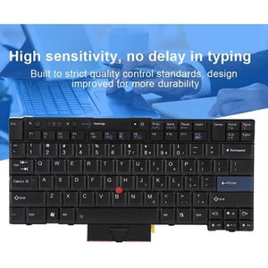 Ultra-Thin Dustproof High Sensitivity Replace Laptop Keyboard For Lenovo IBM T410 T410S T400S T520 T420 X220 T510 W510 Keyboards