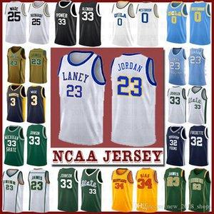 NCCA Jersey Kawhi Leonard Quincy McCal Gobert Men George Donci college Basketball Jerseys Davis Westbrook Iverson Malone Murray Thompson