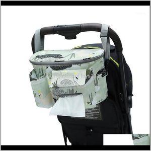 Diaper Bags Diapering Toilet Training Baby, Kids & Maternity Drop Delivery 2021 Diaper-Bag Stroller-Aessories Srorage-Bag Infant Hanging Orga