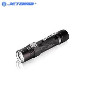 Фонарические фонари Горелки JetBeam KO-02 V2.0 CREE XHP35 2000lumens USB Тип C Зарядки типа C (с батареей)