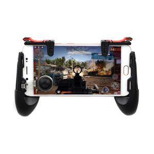 Cep Telefonu Oyunu Gamepad Oyun Gamepad için Pubg Tetikleyici L1R1 Shooter Tetik Iphone Bıçakları için Ateş Düğmesi