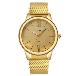 Saatı Kadınlar İzle En İyi 2021 Altın Bilezik Bayanlar Bilek Montre Femme Relogio Feminino Saat Hediye