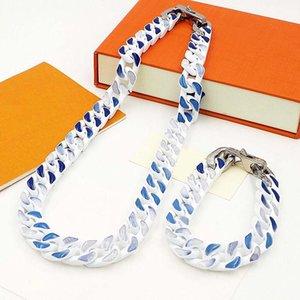 Браслеты моды для мужчин женские цепные пряжки с кристаллом 4 варианта длинные ссылки цепи унисекс браслет четыре сезона ювелирные изделия