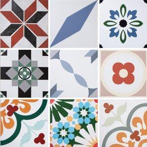 300 mm small pattern brick Wall tiles bathroom vitrolite kitchen balcony anti slip floor retro color tile