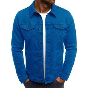 2021 printemps décontracté veste de mode vestes hommes vêtements vêtements hip hop streetwear
