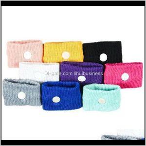 Other Bracelets Jewelry Drop Delivery 2021 Travel Morning Wrist Band Nausea Car Van Sea Plane Wristband Anti Motion Sickness Bracelet Strap B