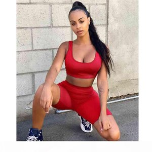 Women Tracksuit Designers Clothes 2020 New Hooded Small Coat Sports Leisure Two Piece Set Joggers Suit Sets 7 Colors