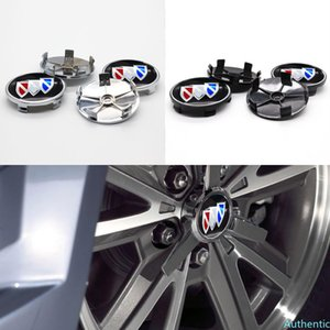 Car wheel cover, wheel center cover, 4pcs 68mm, used for BUICK-customized car modification parts, exquisite modification