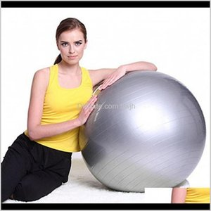 Brand Sports Yoga Balls Bola Fitness Gym Fitball Exercise Pilates Equipment Workout Ball 99Z7M 4Wb1Z