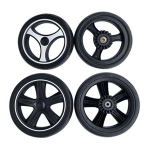Stroller Parts & Accessories Universal Wheels For Baby Trolley Different Size Including 6 7 8 10 12Inch Front And Back Wheel Cart