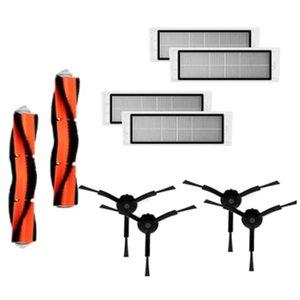 Основная кисть Боковой фильтр для Roboorock S50 S51 S55 E35 Robot Pucuum Pucume Cleans