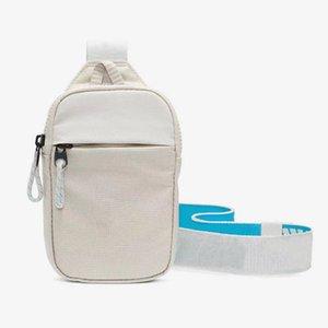Унисекс дизайнерская сумка сундук талии женщины crossbody fanny pack ремень ремешок сумка сумки на плечо путешествия спортивный кошелек 11 * 17см