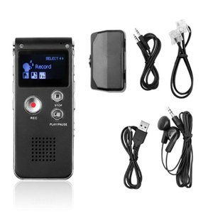 Digital Voice Recorder Mini Usb Cable Flash Audio Dictaphone Mp3 Player Grey Pen Drive