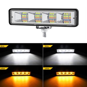 Modified Working LED Lamp Work Light Bar Driving Portable Flood Lights Outdoor Camping Hiking Emergency Car SUV Boat Truck