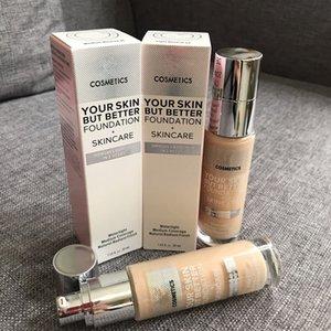 Косметика Ваша кожа, но лучшее основание + уход за кожей 2 Цвета Concealer Light нейтральный Средний Нейтральный 30 мл DHL