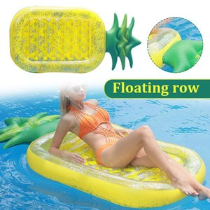 Inflatable Floats & Tubes Water Pineapple Floating Row Leisure And Entertainment Fruit Mount Beach Supplies B2Cshop
