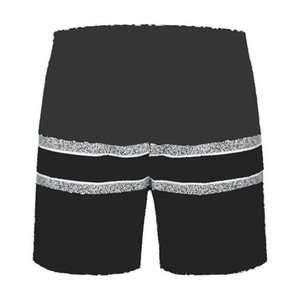 Full Letters Board Shorts Swimwear Mens Summer Fashion Sports Panties Soft Touch Breathable Swim Trunks Latest Swimsuit Pants