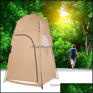 Cam Hiking Sports & Outdoorscam Tent Portable Outdoor Shower Bath Changing Fitting Room Shelter Beach Privacy Toilet Tents And Shelters Drop