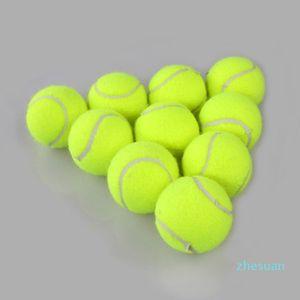 Outdoor Sports Training Yellow Tennis Balls Tournament Outdoor Fun Cricket Beach Dog Sport Training Tennis Ball for Sale