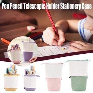 Stift Bleistifthalter Briefpapierkoffer Cord-Stand-up-Transformator-Tasche Qualität Schulbedarf Geschenk Aufbewahrungstaschen
