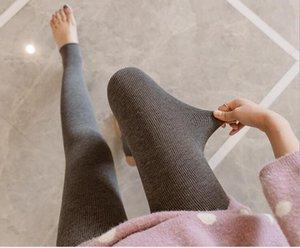 Maternity Bottoms Winter Plus Velvet Thickening Pants Push Up Slim Leggings Fashion White Legging Pregnant Fitted Pencil Warm