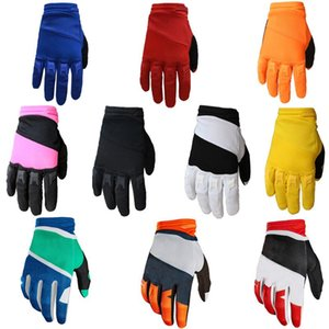 Full Finger Dirt Bike Motocross Gloves Men Women Sports MX Cycling Motorcycle Road Cycle Glove Bicycle