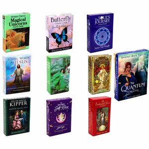 A variety of new English Tarot cards 150g