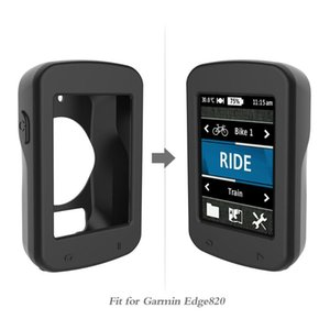 Bike Computers Silicone Protective Case For Garmin Edge820 Replacement Soft Computer Accessory