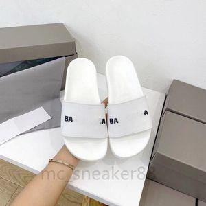 2021 Fashion Men Women Sandals Designer Shoes Luxury Slide Summer Wide Flat Slippery Sandal Slipper Flip Flop Flower Size 36-45
