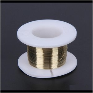Metals Alloys Industrial Supplies Mro Office School Business & Industrial100M 0Dot10Mm Gold Molybdenum Wire Splitter Lcd Glass Cutting Line F