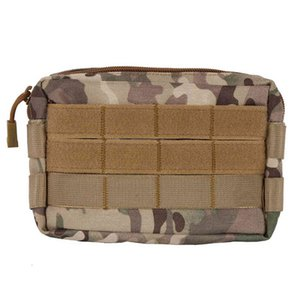 Durable 600D Nylon Material Molle Utility Accessory Bags Waterproof Tactical Pouch Bag For Outdoor Use Gear Tools.