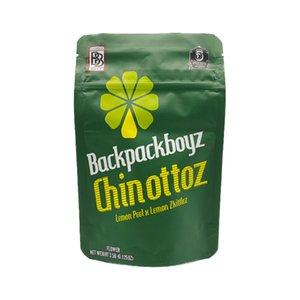 스낵 라미네이트 비닐 봉투 4 맛있는 배낭 보이즈 어린이 증거 지퍼가있는 파우치 식용 포장