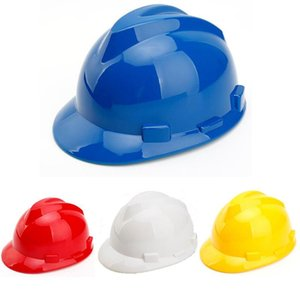 Motorcycle Helmets ABS Protect Rescue Helmet With Adjustment Knob Safety Hard Hats Cap Construction Work Protective