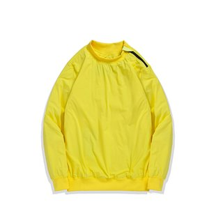 topstoney 2020FW Sweatshirt konng gonng jumper Designer Pullover Couple slant shoulder zipper long sleeve sweater Co branded top