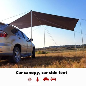 Shade Portable Outdoor Camping Car Side Tent Canopy Parallel Shed Awning Pergola