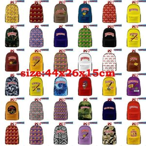 Banana Backwoods Backpack High Chic Society Purple White Neckstomper Backwood Backpack Print Bag Laptop Shoulder School Bag Travel Bag jllCjB