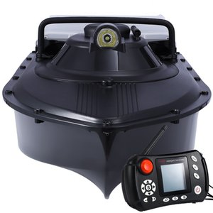 Latest Feeder Alarm GPS Auto Navigation Sonar Fish Finder Wireless Sensor Portable Sonars Boat Fishing Finders Lure Echos Lake Sea Angle Sonar's Sensors