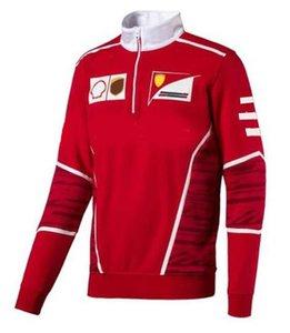 F1 Racing Hoodie 2021 Schumacher Team Jersey per auto, lo stesso stile è personalizzato