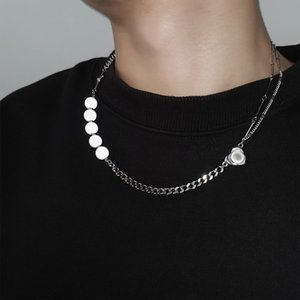 Weiya Recommends Kvk Reflective Pearl Chain Clavicle Necklace Temperament Net Red Short Cross Necklace