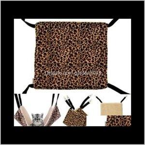 Other Supplies M Size Kitten Hammock Warm Cat Dog Soft Puppy Pet Hanging Cage House Bed 3535Cm Sopqm 2Nzek