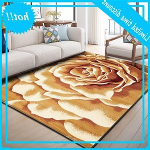 Flower And plants carpets For living room modern Home sofa coffee table carpet bedroom full bedside Decor Rugs Bath Non-slip Mat