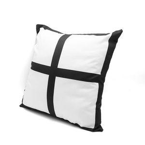 الفراغات التسامي 4 لوحة وسادة حالة وسادة غطاء رمي وسادة أغطية لسادة التسامي الطباعة أريكة الأريكة diy الفراغات