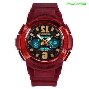for Kids Watches SANDA Top Wristwatches Luxury Brand Digital Children Waterproof Sport Electronic 21ss