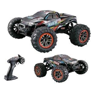 XLH High 9125 4WD 1/10 Velocidade Elétrica Controle Remoto Carro Caminhão Off-Road Veículo Buggy RC Racing Car Brinquedo Eletrônico 201201