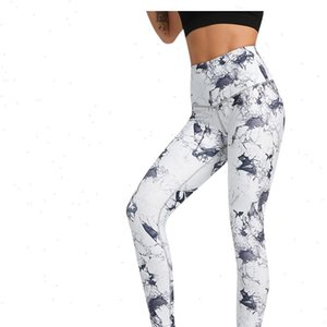 Leggings Women Tropical Plants Printing Womens Legging Pencil Pants High Elastic Waist Sporting Fitness Stretched Trousers Femme Modis Leginsy