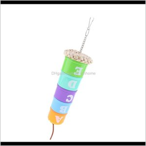 Other Supplies Parrot Bird Cage Feeder Plastic Hang Foraging Toys Pet Treat Chew Toy Ijbsy Paomy