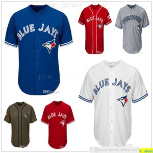 Custom 2019th Men Women Youth Baseball Jerseys Kids White Gray Grey Blue Red Canada Day Green Salute to Service Stitched Jersey