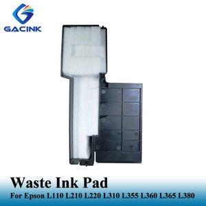 Ink Refill Kits GACINK L360 L380 L355 Waste Pad For L210 L220 L365 L310 L130 L110 L350 L385 L405 L455 L475 L485 Maintenance Box